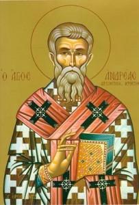 Життя  та діяльність святителя  Андрія, архієпископа Критського (660 – 740 рр. н.е.)