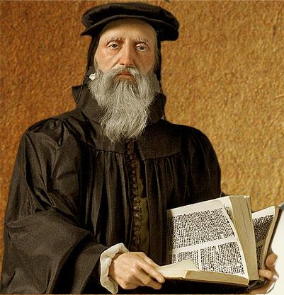 Жан Кальвін (1509 -1564 рр.)