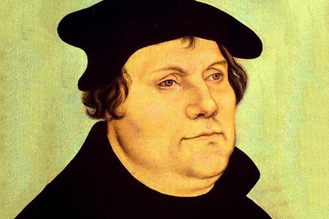 Мартін  Лютер (1483-1546 рр.)