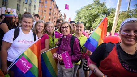 Герда Єва Сисилія Брунне – єпископ дієцезії Стокгольму. Або кілька слів про ліберальне християнство Західної Європи