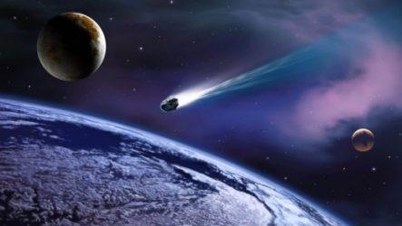 Космічна теорія походження людини