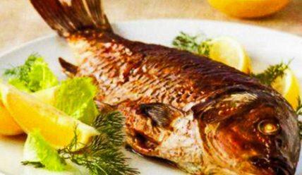 Рыба, фаршированная по-татарски