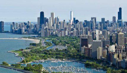 Чикаго: город с гангстерской историей, город ветров и небоскребов