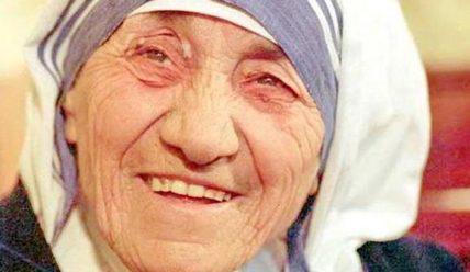 Свята Тереза Калькуттська. Мати Тереза