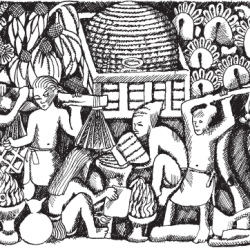 Четыре цикла времени в Древней Индии