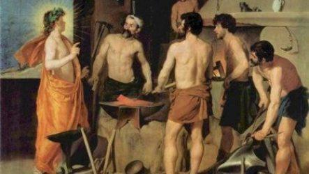 Гефест – бог кузнецкого дела