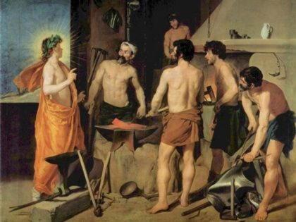 Гефест - бог кузнецкого дела