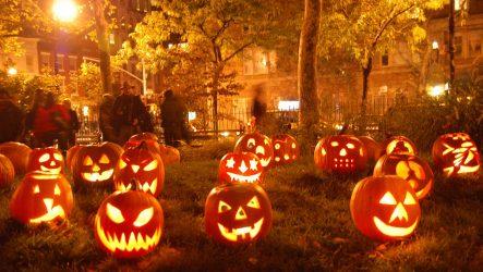 Хэллоуин: от Самайна до наших дней.