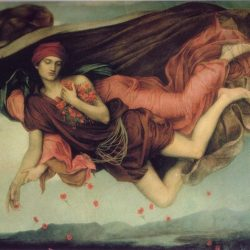 Морфей – Бог в облике сновидений