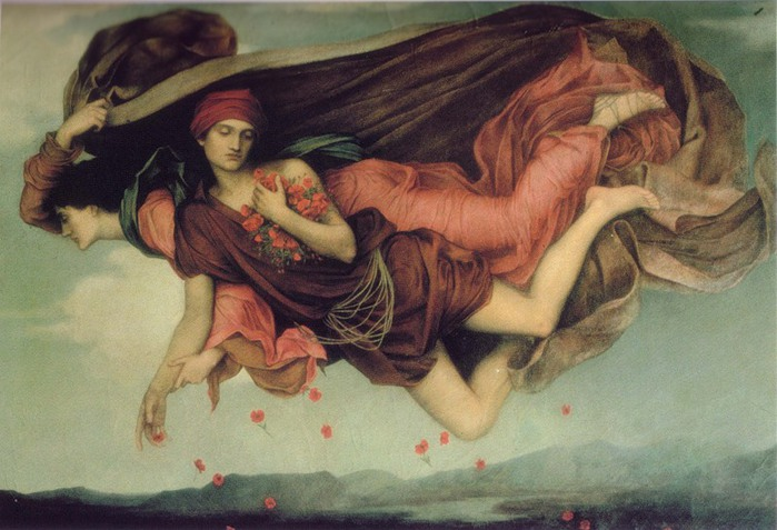Морфей - Бог в облике сновидений