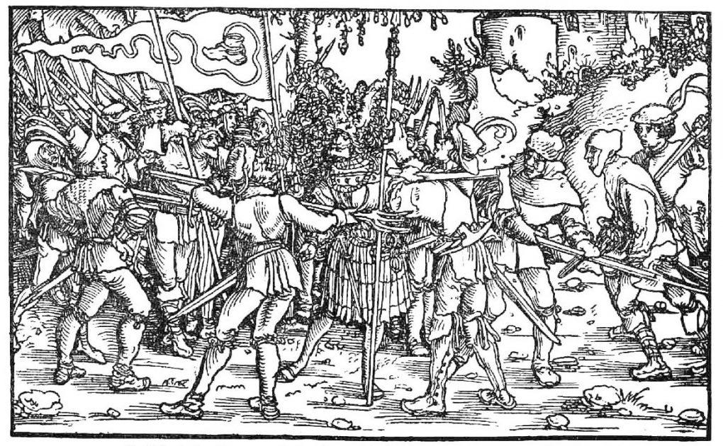 Специфіка плебейської реформації  у поглядах Томаса Мюнцера