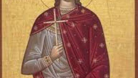 Великомучениця Варвара і мучениця Юліанія
