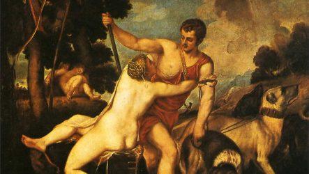 Бог Адонис