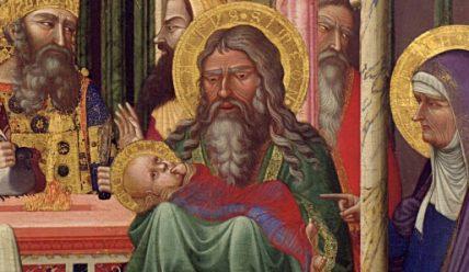 Симеон Богоприємець і пророчиця Анна