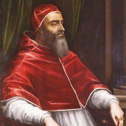 Папа  Климент VII  (Джуліо ді Джуліано де Медічі)