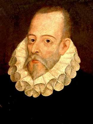 Мігель де Сервантес -  іспанський драматург,письменник