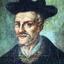 Франсуа Рабле –письменник, сатирик, представник французького Відродження.