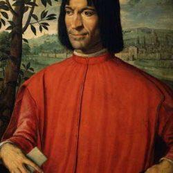 Лоренцо ді П`єро де Медичі (Чудовий)