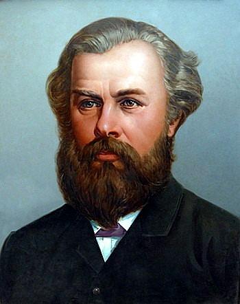 Михайло Драгоманов - український громадський  культурний  діяч, історик,  політолог, соціолог.