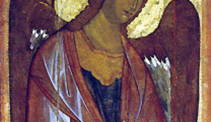 ЗАСТУПНИЧЕСТВО СВЯТОГО АРХИСТРАТИГА МИХАИЛА И ПРОЧИХ НЕБЕСНЫХ СИЛ БЕСПЛОТНЫХ