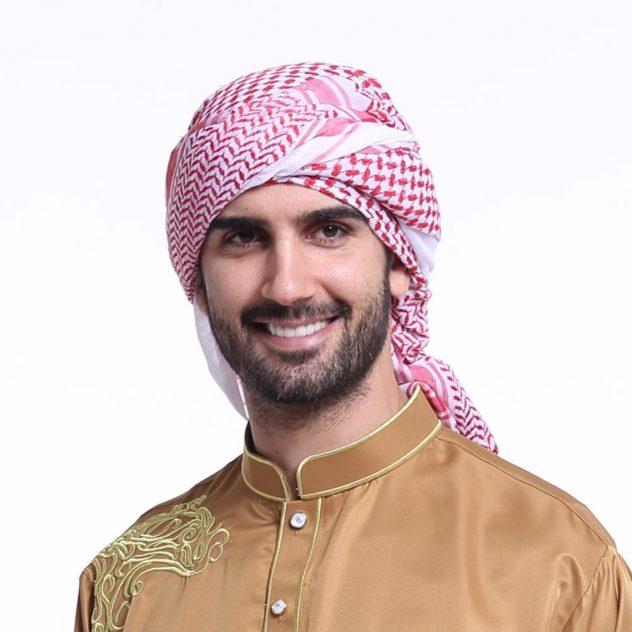 Чи носять чоловіки хіджаб в ісламі ?