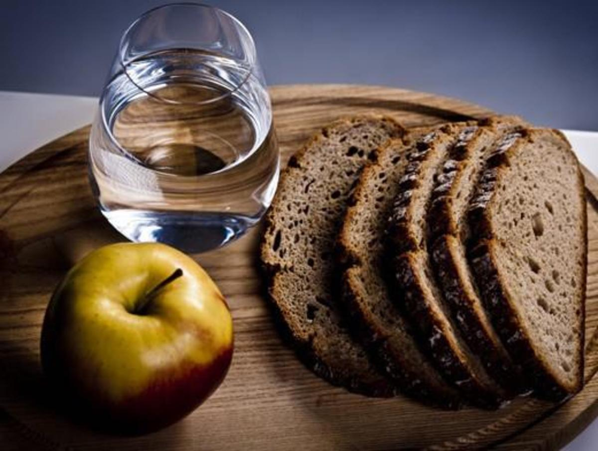Черный хлеб для похудения Калорийность Диета Отзывы