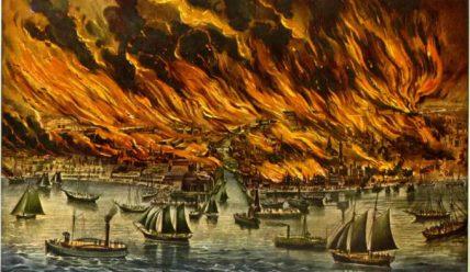 Содом і Гоморра: страшне  небесне  покарання  як результат гріхопадіння людства