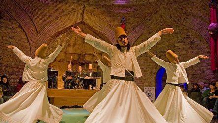 Суфийский тарикат Мевлеви