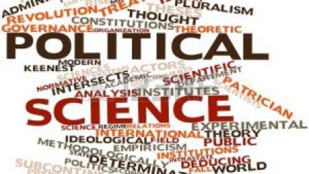 Політологія як наука
