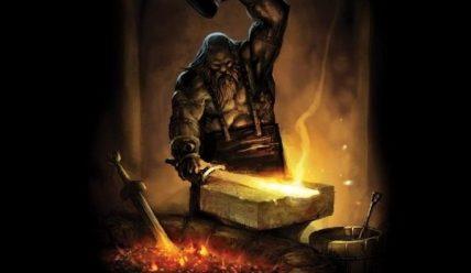 Гефест – бог ковальської справи