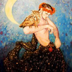 Морфей – бог сну в давньогрецькій міфології