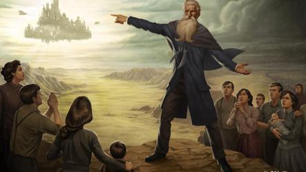 Політична філософія у відеоіграх : BioShock Infinite