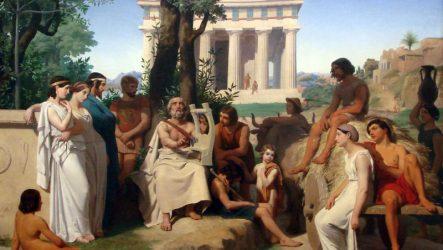 Теогонія Гесіода (Про походження богів)