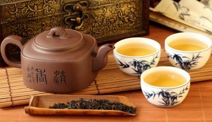 Чайна церемонія. Особливості чайної церемонії.