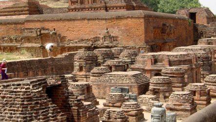 Наланда – древній буддійський університет