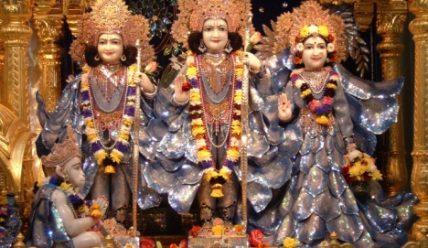 Богиня Шрі Сіта – дружина Рами.