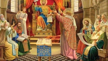 П'ятий Константинопольський собор (IX Вселенський собор )