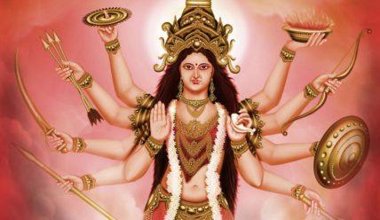 Богиня Шакті