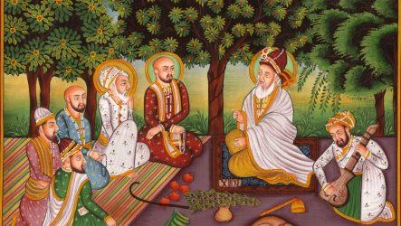 Кабір — індійський середньовічний філософ-містик