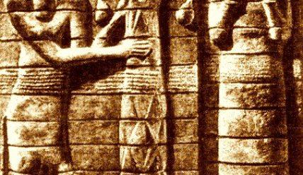 Богиня Нінмах (Нінхурсаг)