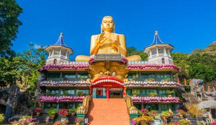 Буддизм в Шрі-Ланці