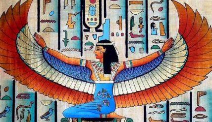 Богиня Ісіда