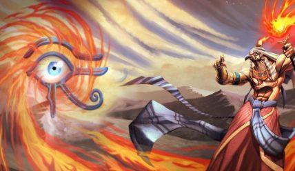 Ра – давньоєгипетський бог сонця