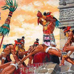 Міфологія Ацтеків – пантеон богів, ритуали.