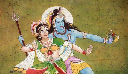 Богиня Парваті