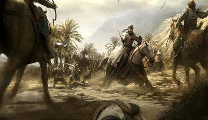 Мусайлима (Маслама бен-Шабиб). Жизнь и учение лжепророка Аравии.