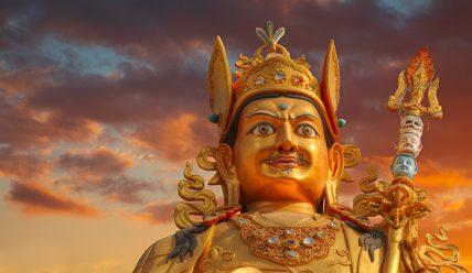 Жизнь и учения гуру Падмасамбхавы