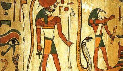 Амон – древнеегипетский бог чёрного небесного пространства