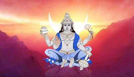 Чандра – бог Луны в индуизме