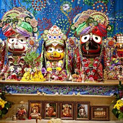Історія Божества Джаганнатха